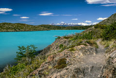 Torres Del Paine Lizenzfreie Stockfotografie