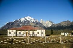 Torres del Paine Imagen de archivo libre de regalías