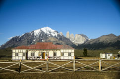 Torres Del Paine Lizenzfreies Stockbild