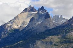 Torres Del Paine Stockfotografie