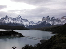 Torres Del Paine Photos libres de droits