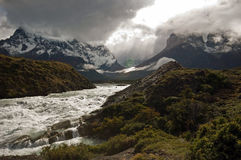 Torres Del Paine Royalty Free Stock Photos