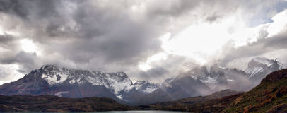 Torres Del Paine Royalty Free Stock Photo