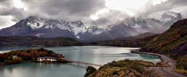 Torres Del Paine Fotografia de Stock Royalty Free