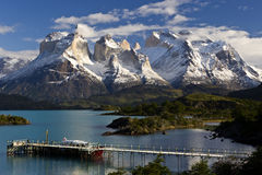 Torres del Paine Royalty Free Stock Images