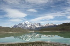 Torres del Paine, Chile Royalty Free Stock Images