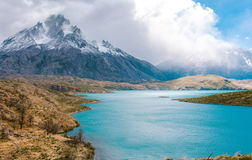 Torres Del Paine - Chile Royalty Free Stock Photos