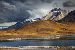 Torres del Paine, Chile Royalty Free Stock Photos
