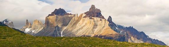 Torres Del Paine Landscape Lizenzfreies Stockbild
