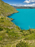 Torres Del Paine Landscape Royalty Free Stock Photography