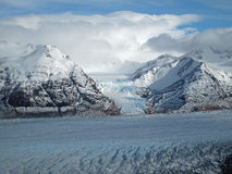 Torres del Paine na queda, o Chile. imagem de stock royalty free