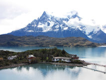 Torres del Paine National Park, Chile Royalty Free Stock Photos