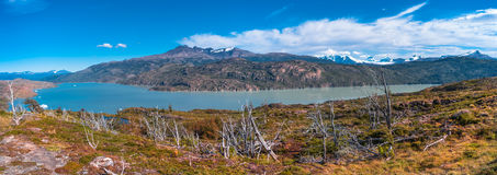 Torres del Paine National Park, Chile, Patagonia Stock Photo