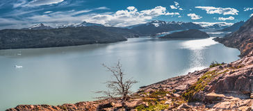 Torres del Paine National Park, Chile, Patagonia Royalty Free Stock Photography