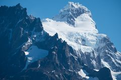 Torres del Paine National Park royalty free stock images