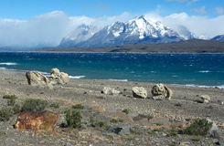 Torres del Paine National Park 1 Royalty Free Stock Image