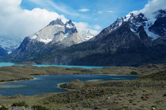 Torres del Paine National Park 8 Stock Photography
