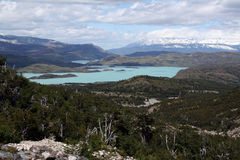 Torres del Paine National Park, Patagonia. Chile, South America Royalty Free Stock Photography