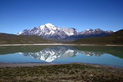 Torres Del Paine National Park, Patagonia, Chile Stock Photos