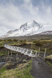 Torres del Paine National Park, Patagonia, Chile.  Royalty Free Stock Image