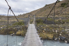 Torres del Paine National Park, Patagonia, Chile.  Stock Images