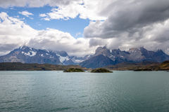Torres del Paine National Park - Patagonia, Chile. Torres del Paine National Park in Patagonia, Chile Royalty Free Stock Image