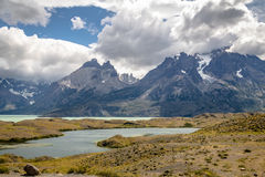 Torres del Paine National Park - Patagonia, Chile. Torres del Paine National Park in Patagonia, Chile Stock Photography