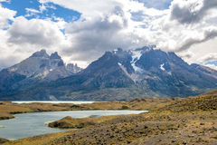 Torres del Paine National Park - Patagonia, Chile. Torres del Paine National Park in Patagonia, Chile Royalty Free Stock Photography