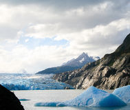 Torres del Paine National Park in Patagonia, Chile Royalty Free Stock Photo