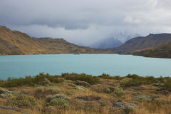 Torres del Paine National Park, Patagonia, Chile Royalty Free Stock Photos