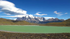Torres del Paine National Park Stock Images