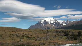 Torres del Paine National Park Royalty Free Stock Image