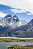 Torres del Paine National Park - Travel Stock Image