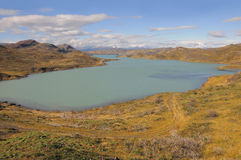 Torres del Paine National park. Royalty Free Stock Photography