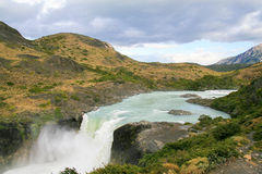 Torres del Paine National Park Stock Photography