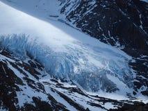 Torres del Paine nella caduta, Cile. Fotografie Stock