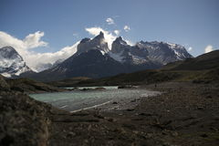 Torres del Paine NP Royalty Free Stock Photo