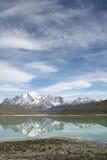Torres Del Paine, Patagonia Stockbild