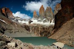 Torres del Paine Stock Image