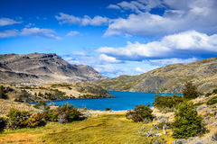 Torres del Paine Patagonia Chile Royalty Free Stock Images