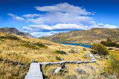 Torres del Paine Patagonia Chile Royalty Free Stock Photo