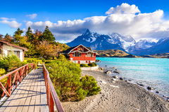 Torres del Paine, Patagonia, Chile Royalty Free Stock Photo