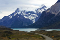 Torres Del Paine, Patagonia, Chile Stock Image