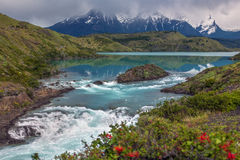 Torres del Paine - Patagonia - Chile Stock Photos