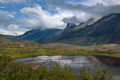 Torres del Paine - Patagonia - Chile stock photo