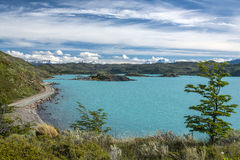 Torres del Paine - Patagonia - Chile stock images