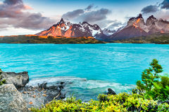 Torres del Paine, Patagonia, Chile Royalty Free Stock Photography