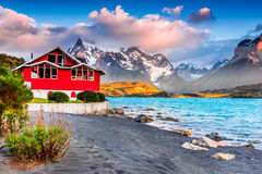 Torres del Paine, Patagonia, Chile Royalty Free Stock Images