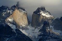 Torres del Paine range, Patagonia Royalty Free Stock Image