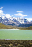 Torres del Paine - Travel Destination Royalty Free Stock Photos